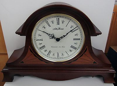 "Seth Thomas Mantle Clock ""emperor"" Mmh7363-H"