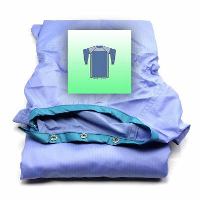 Surgical gown - a SafeCare® Fabric Reusable Gown with snaps, XX-Large