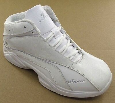 V4orce Playmaker Men's Leather Basketball Shoes 52623N  NWD  Sz 7-17 M, 2E, 4E