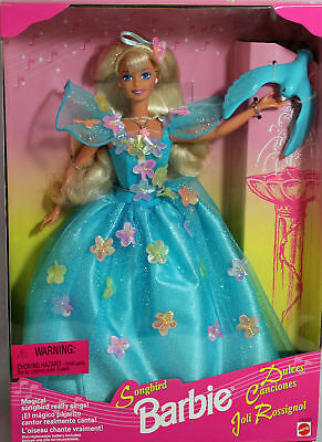 Songbird Barbie 1995, MIB NRFB - 14320