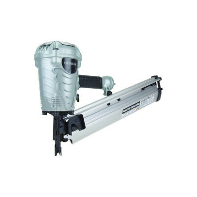 Hitachi 2 in. to 3-1/2 in. Plastic Collated Framing Nailer NR90AES1 New