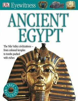 Ancient Egypt (Eyewitness) by DK Paperback Book The Cheap Fast Free Post