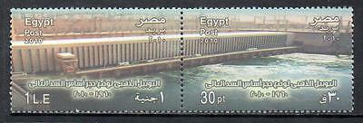 Egypt MNH 2010 The 50th Anniversary of the Asswan Dam