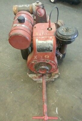 Jaeger Trash Pump - Used With Wisconsin Engine 3 X 3 1/4