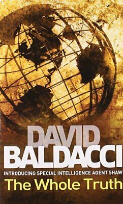 The Whole Truth by Baldacci, David Book The Cheap Fast Free Post