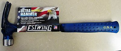 Estwing E6-19SM 19 oz Ultra Hammer Straight Claw Magnetic Nail Starter NEW
