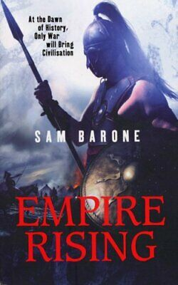 Empire Rising by Barone, Sam Paperback Book The Cheap Fast Free Post
