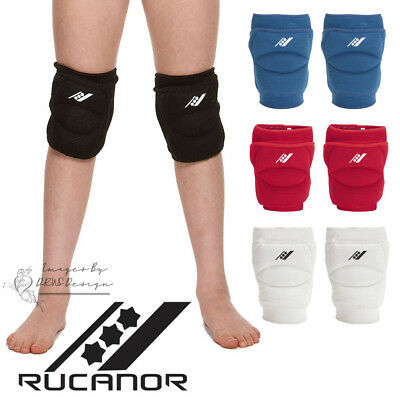 New Rucanor Smash Padded Guard Knee Pads Volleyball/ Netball/ Dance/ Training