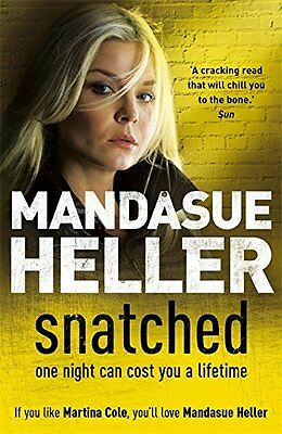 Snatched, Heller, Mandasue Paperback Book The Cheap Fast Free Post