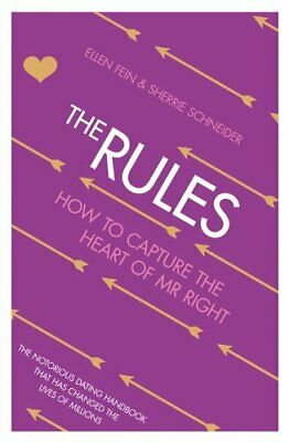 The Rules: Time Tested Secrets for Capturing ... by Schneider, Sherrie Paperback