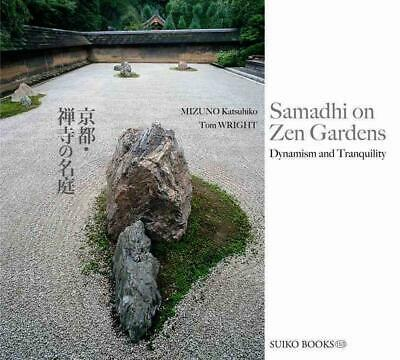 Samadhi on Zen Gardens by Tom Wright (English) Paperback Book