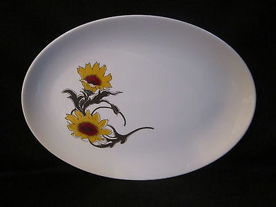 Wedgwood - BLACK EYED SUSAN - Oval Platter