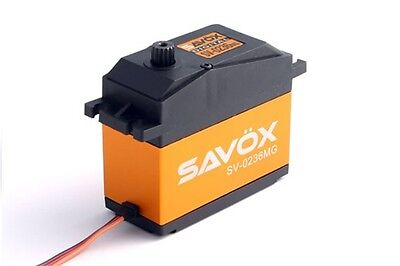 Savox [SAV] High Voltage 1/5 Scale Digital Servo SAVSV0236MG