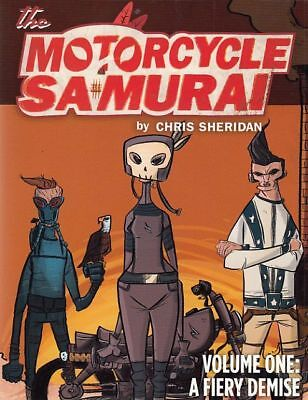 The Motorcycle Samurai Vol 1 Tpb (Top Shelf Productions)