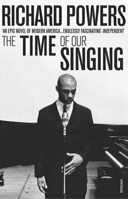 Time Of Our Singing by Powers, Richard Paperback Book The Cheap Fast Free Post