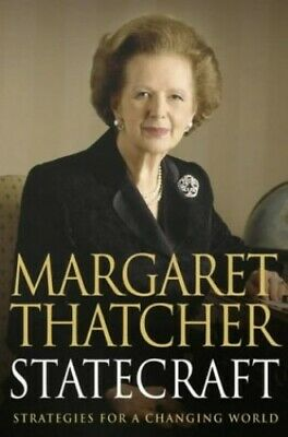 Statecraft by Thatcher, Margaret Paperback Book The Cheap Fast Free Post