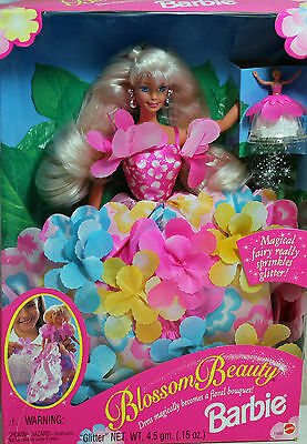 Blossom Beauty Barbie 1996, MIB NRFB - 17032