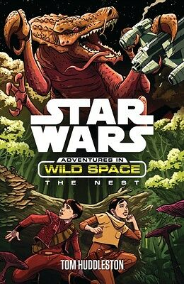 Star Wars: Adventures in Wild Space: The Nest (Paperback), Huddle. 9781405279949