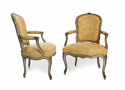 Antique French Louis xv 3 Three Pieces