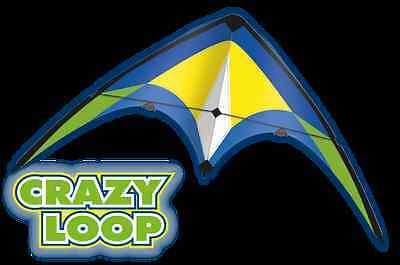 Gunther Crazy Loop 100Cm Dual Line Two String Stunt Kite