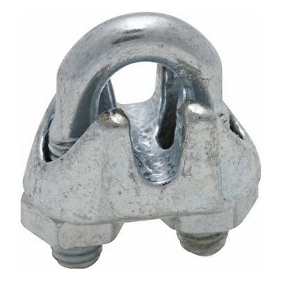 "N348-888 1/8"" Wire Cable Clamp"