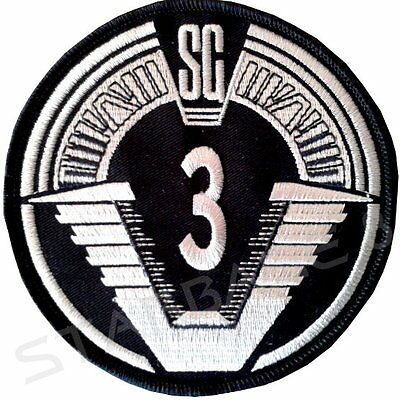 STARGATE TEAM SG-3 UNIFORM PATCH Uniform Aufnäher - STARGATE SG-1