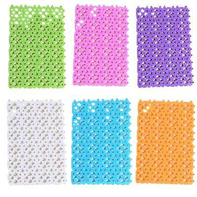Bathroom/ Kitchen PVC Non Slip Antiskid Bath Bathtub Shower Floor Mat Pad Carpet