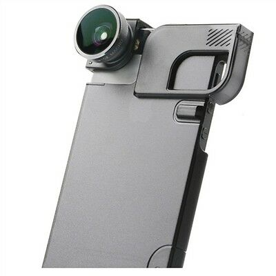 Olloclip Combo for iPhone 5 5S Gray 4-in-1