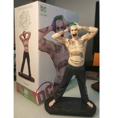 Joker statue Suicide Squad DC collectibles 12 inch nib sealed new