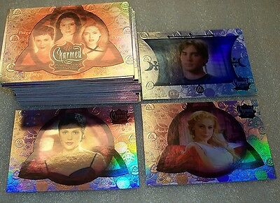 CHARMED Connections  Complete BASE card set