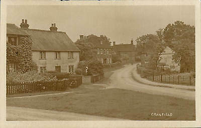 Cranfield. Road from Green.
