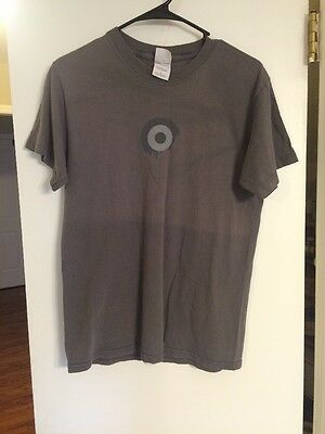 Ben Harper Both Sides of the Gun Tour Concert Shirt S Gray 2 Sided T-shirt