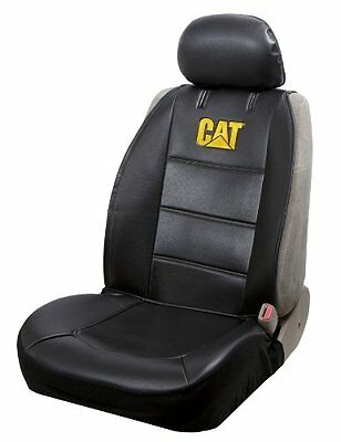 Plasticolor 008610R01 Caterpillar Sideless Seat Cover Sold Individually Offic