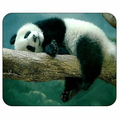Panda Is Relaxing On The Tree Mousepad Mouse Pad Mat