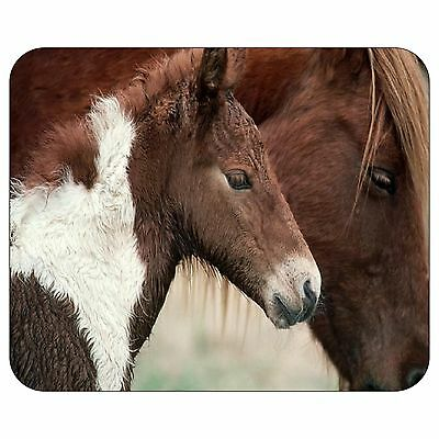 Horse And Foal Mousepad Mouse Pad Mat