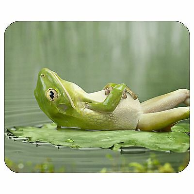 After Dinner Frog Mousepad Mouse Pad Mat