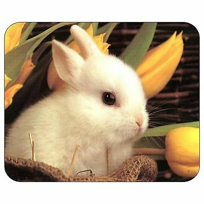Easter Bunny Mousepad Mouse Pad Mat