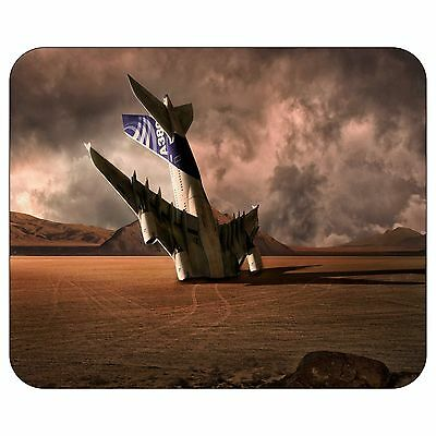 Airbus A380 In The Desert Mousepad Mouse Pad Mat
