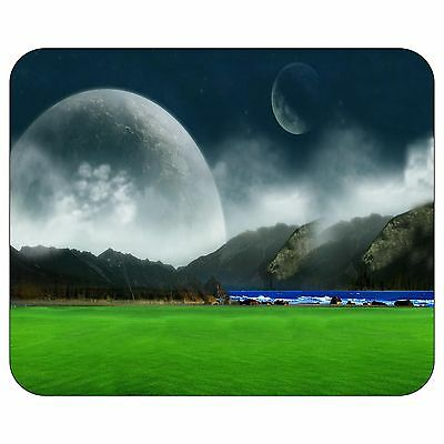 Two Moons Mousepad Mouse Pad Mat