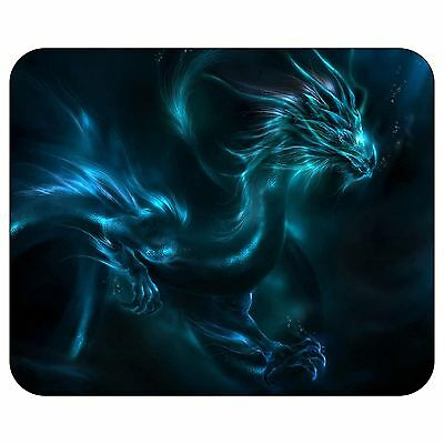 Glowing Dragon Mousepad Mouse Pad Mat