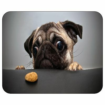 Pug Cookie Mousepad Mouse Pad Mat