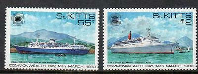 St Kitts MNH 1983 Commonwealth Day