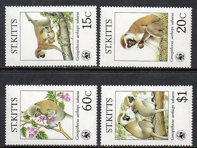 St Kitts MNH 1986 Endangered Species
