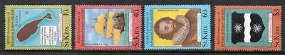 St Kitts MNH 1985 Christmas - The 400th Anniversary of Sir Francis Drake's Visit