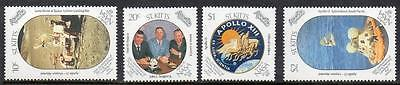 St Kitts MNH 1989 The 20th Anniversary of First Manned Landing on Moon
