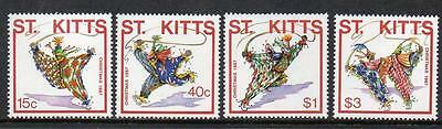 St Kitts MNH 1987 Christmas