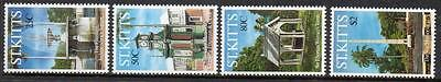 St Kitts MNH 1992 Local Monuments