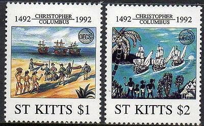 St Kitts MNH 1992 Organization of East Caribbean States