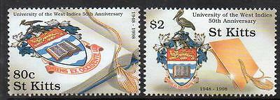 St Kitts MNH 1998 The 50th Anniversary of University of West Indies