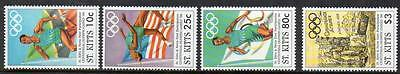 St Kitts MNH 1996 The 100th Anniversary of Olympic Games